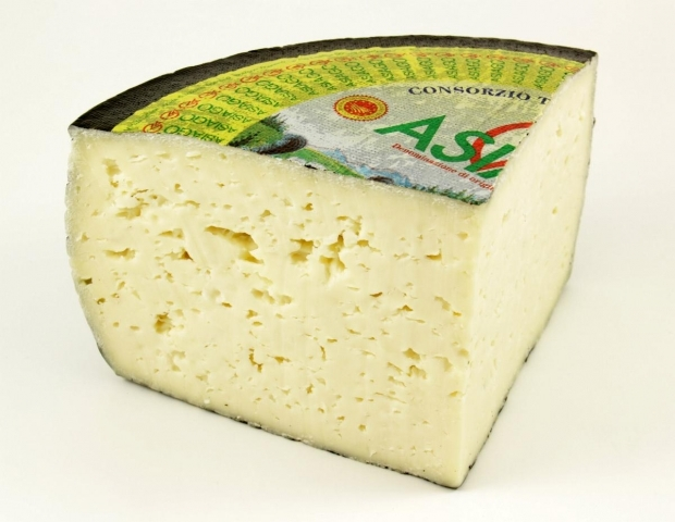 Asiago crosta nera