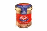 Tonno Yellowfin filetto 200 gr Vaso Vetro